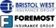 Bristol West and Foremost Insurance Logos